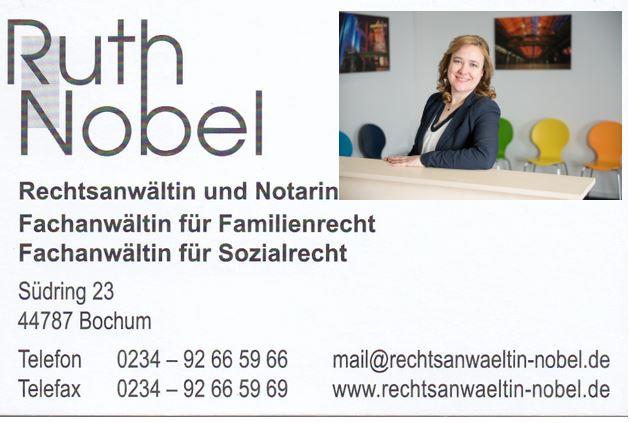 Visitenkarte Notar Bochum